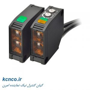 سنسور فتوالکتریک امرن مدل E3JK