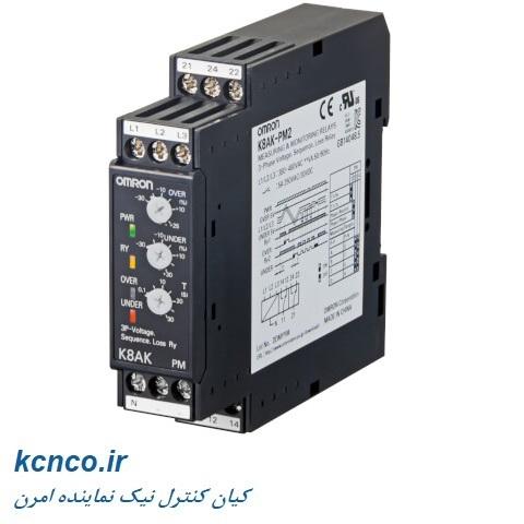 کنترل فاز امرن مدل K8AK-PM