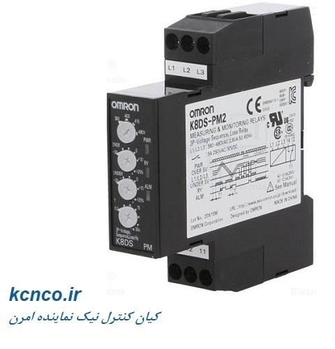 کنترل فاز امرن مدل K8DS-PM